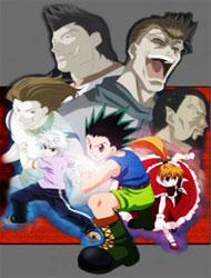 Poster of Hunter x Hunter: Greed Island Final