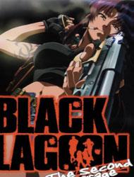 Black Lagoon: The Second Barrage (Sub)