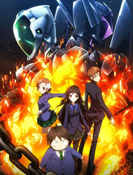 Accel World (Dub) poster