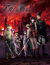 Akame ga Kill! (Dub) poster