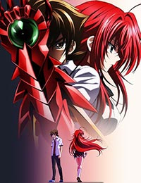 Poster of Highschool DxD 3 (Dub)
