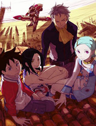 Poster of Eureka Seven