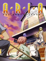 Aria the: Arietta - OVA poster
