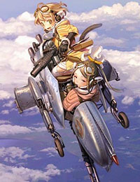 Last Exile: Fam; the Silver Wing - Over the Wishes