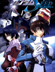 Poster of Mobile Suit Gundam Seed