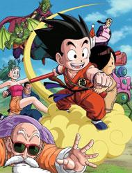 Dragon Ball (Sub) Poster