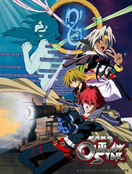 Poster of Outlaw Star