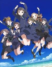 Wake Up, Girls! - Seven Idols poster