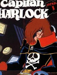 Space Pirate Captain Harlock poster