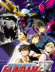 Poster of Mobile Suit Gundam Wing (Dub)