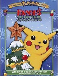 Poster of Pokemon: Pikachu no Fuyuyasumi (2000)