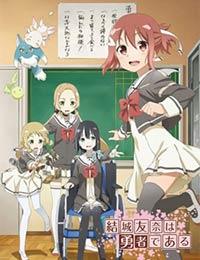 Poster of Yuki Yuna is a Hero (Dub)