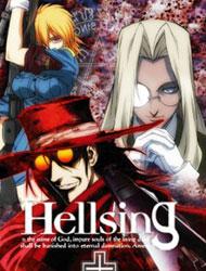 Hellsing (Dub) poster