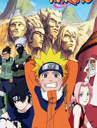 Poster of Naruto (Dub)