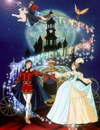 The Story of Cinderella (Dub) poster