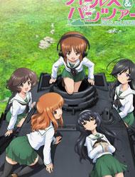 Poster of Girls und Panzer (Dub)
