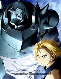 Fullmetal Alchemist: Brotherhood Collection (Dub) poster