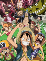One Piece: Strong World (Dub)