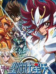 Poster of Saint Seiya Ω