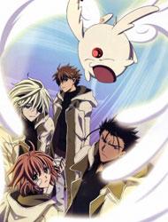 Poster of Tsubasa: Tokyo Revelations