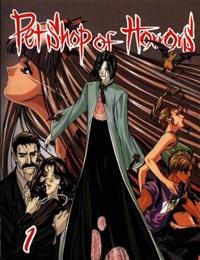 Pet Shop of Horrors (Dub) poster