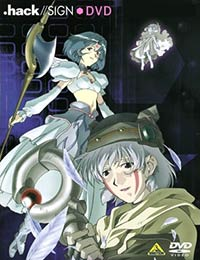 .hack//Sign (Dub) poster
