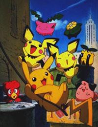 Poster of Pokemon: Pikachu and Pichu (Dub)