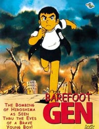 Barefoot Gen (Dub) poster