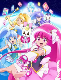 Poster of HappinessCharge Precure!