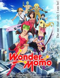 Poster of Wonder Momo