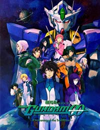 Mobile Suit Gundam 00 The Movie: A Wakening of the Trailblazer (Sub)