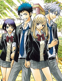 Yamada-kun and the Seven Witches poster
