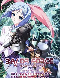 Baldr Force Exe Resolution (Dub)