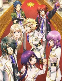 Poster of Kamigami no Asobi: Ludere Deorum