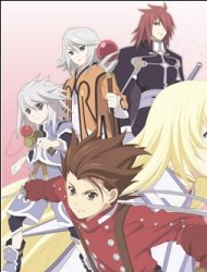 Tales of Symphonia The Animation: Sylvarant Chapter poster