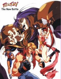 Fatal Fury 2: The New Battle (Dub) poster