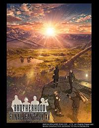 Poster of BROTHERHOOD FINAL FANTASY XV