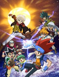 Poster of Metal Fight Beyblade Movie