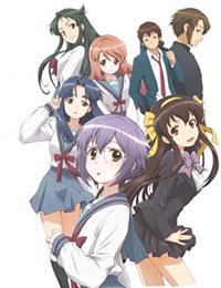The Disappearance of Nagato Yuki-chan (Dub) poster