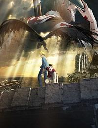 Ajin: Demi-Human Movie 2: Confront poster