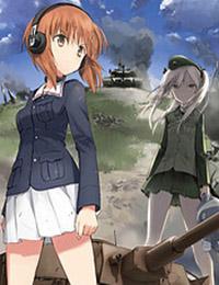 Poster of Girls und Panzer der Film: Akiyama Yukari's Tank Corner