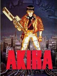Akira (Dub) poster