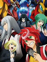 Cardfight!! Vanguard G Stride Gate (Dub) poster