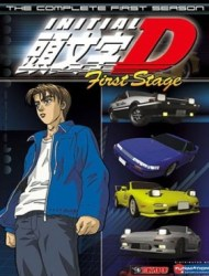 Poster of Initial D First Stage
