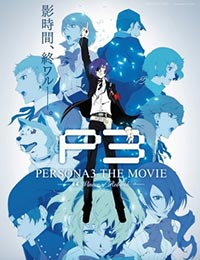 Poster of PERSONA3 THE MOVIE —#4 Winter of Rebirth—