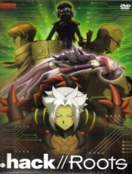 .hack//roots (Dub) poster