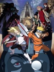 Naruto the Movie 2: Legend of the Stone of Gelel (Sub)