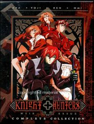 Poster of Knight Hunters