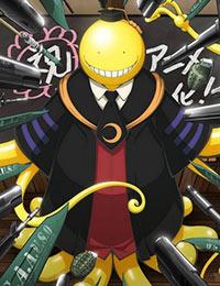 Assassination Classroom poster