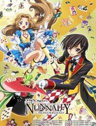 Code Geass: Nunnally in Wonderland poster